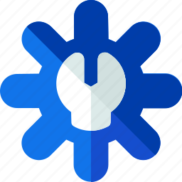 configuration, dashboard, ecommerce, gear, options, settings icon