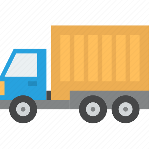 business, car, cargo, commerce, container, courier, delivery, e-commerce, ecommerce, express, fast, freight, logistics, moving, package, service, shipment, shipping, transport, transportation, truck, van, vehicle icon
