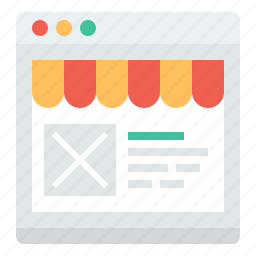 browser, business, buy, commerce, e-commerce, e-shopping, ecommerce, internet, market, marketing, marketplace, online, page, product, purchase, retail, sale, service, shop, shopping, site, store, web, webshop, website icon