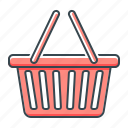 basket, purchase, sale, shop icon