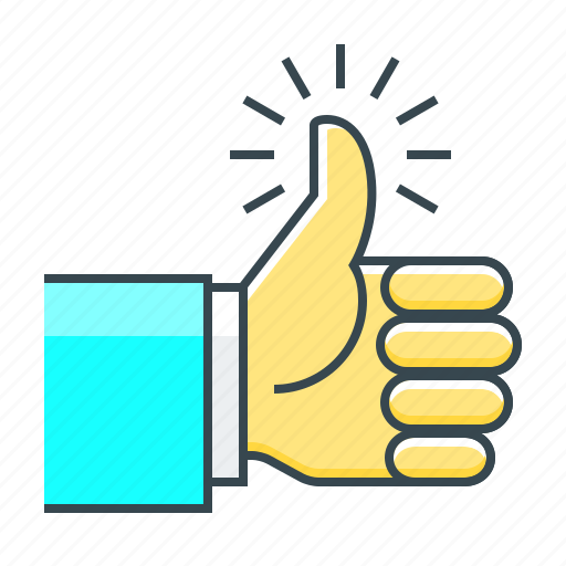 hand, integration, social, social integration, thumbs up icon