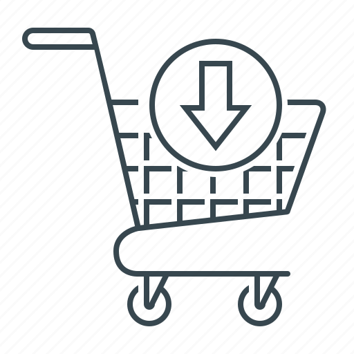 add to basket, basket, buy, cart, e-commerce, ecommerce, trolley icon