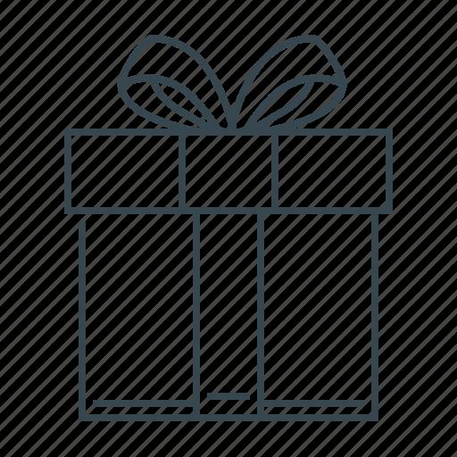 box, celebration, gift, present icon