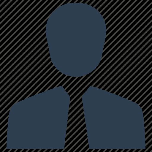 account, avatar, male, man, profile icon