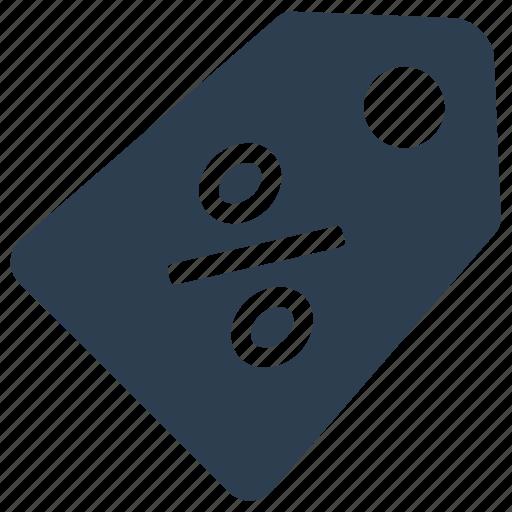 discount, label, percent, sale, tag icon