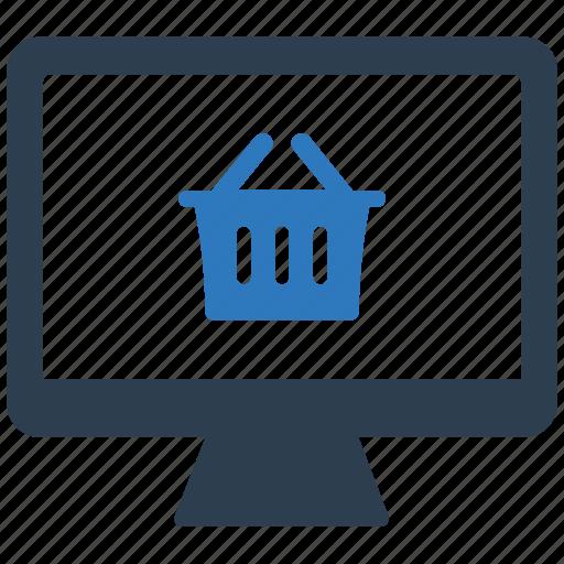 ecommerce, market, online, shopping, store icon