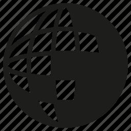 global, globe, workd icon