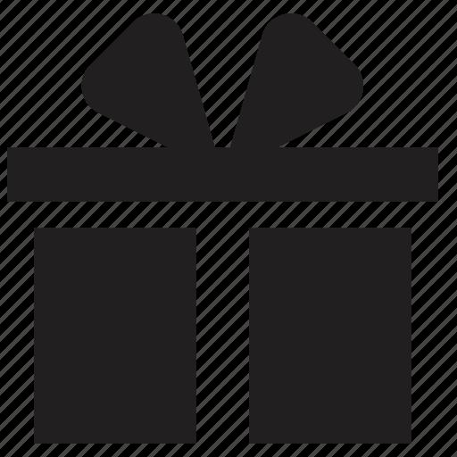 ecommerce, free, gift icon