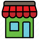 business, ecommerece, shopping, store icon