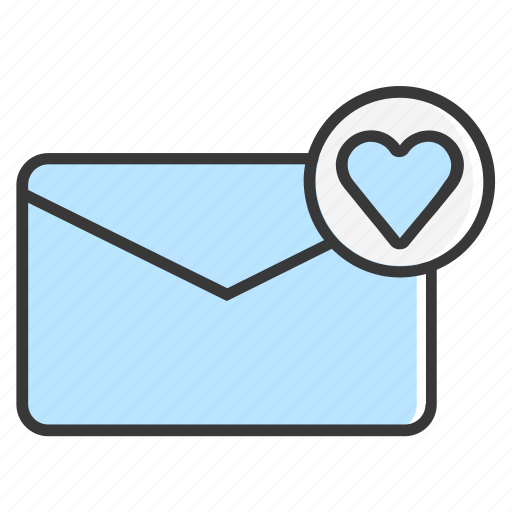 business, ecommerce, favorite, mail, message, online, shopping icon