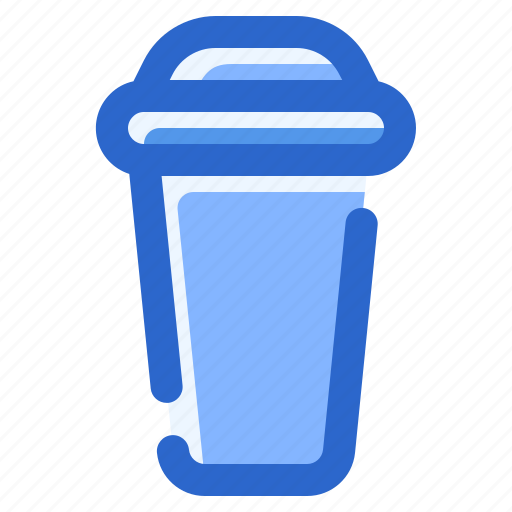 bottle, drinks, glass, water icon