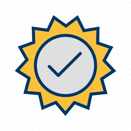 stamp, valid, valid badge, valid stamp icon