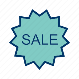 business, marketing, sale banner, sale tag, shopping icon