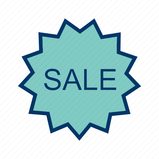 Badge, sale, shopping icon - Download on Iconfinder