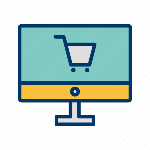 cart, ecommerce, online shopping, online store icon
