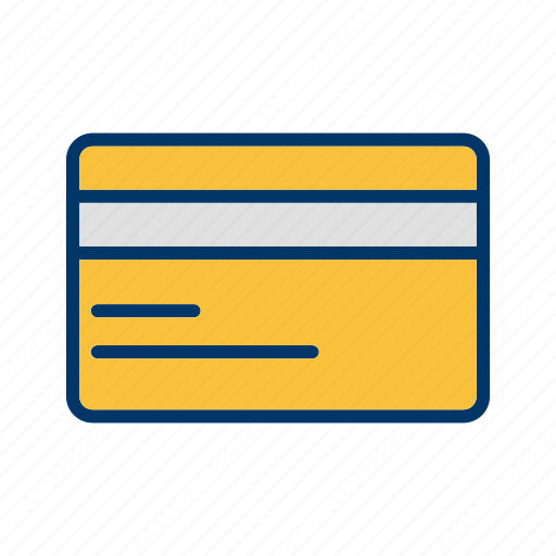 bank, banking, card, credit, debit, paid icon