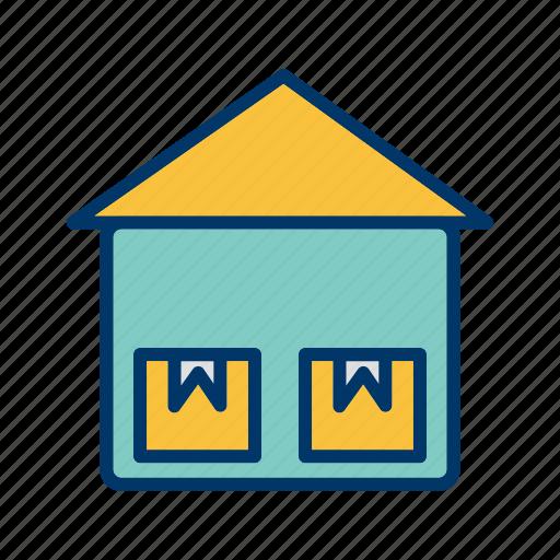Crate, storage unit, box icon - Download on Iconfinder