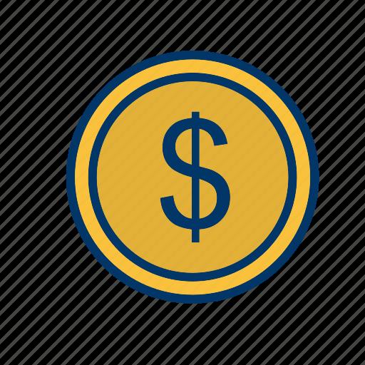 dollar, eur, euro, set, stamp, yen icon