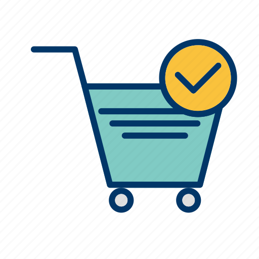 Cart, online shopping, trolley icon - Download on Iconfinder