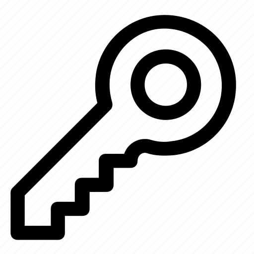 access, enter, key, open, password, secure, tool icon