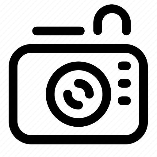 camera, image, lens, photo icon