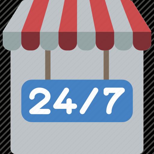 e commerce, e-commerce, ecommerce, open, shopping icon