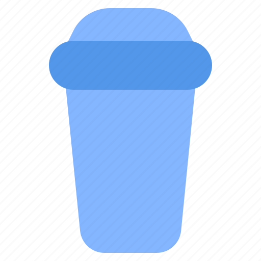 bottle, drinks, glass, water icon