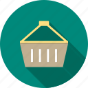 basket, business, carrier, cart, market, shop, shopping icon
