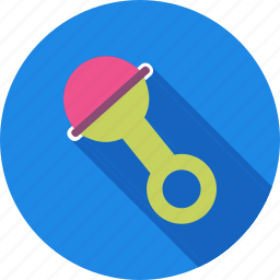 gift, kids, noisemaker, playing, shakertoy, toy, toys icon