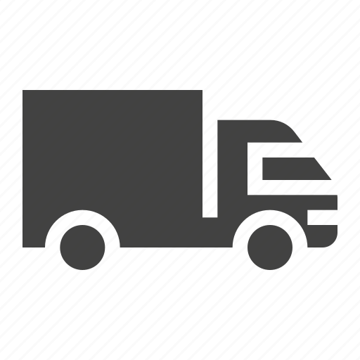 car, delivery, shipping, truck icon
