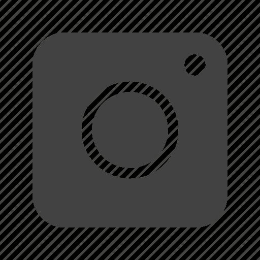 communication, insta, instagram, network, social icon