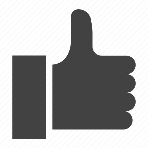 best, feedback, social, thumb, thumbup, up icon