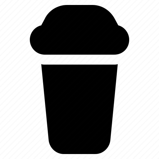 Bottle, drinks, glass, water icon - Download on Iconfinder