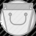 bag, e commerce, e-commerce, ecommerce, shopping icon