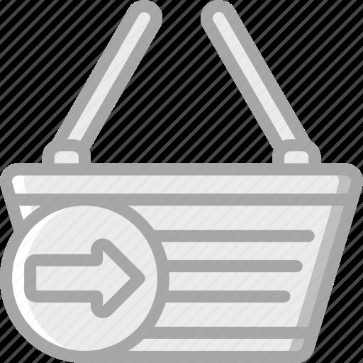basket, e commerce, e-commerce, ecommerce, go, shopping icon