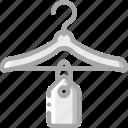 e commerce, e-commerce, ecommerce, hanger, shopping, tag icon