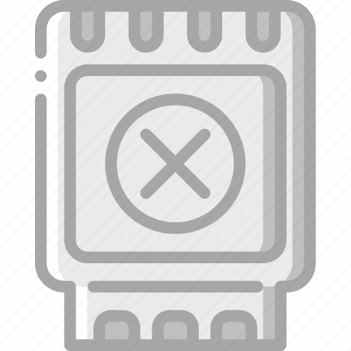 declined, e commerce, e-commerce, ecommerce, payment, shopping icon