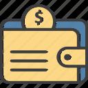 e-commerce, personal, purse, wallet