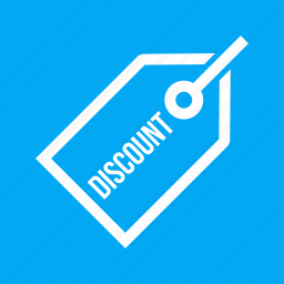advertising, deal, discount, offer, promotion, sale, tag icon