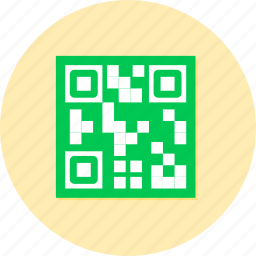 barcode, code, commerce, qr, script, sell, shop icon