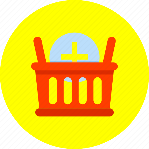 basket, buy, cart, online, shop, store, webshop icon