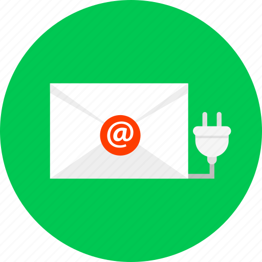 e, email, internet, letter, mail, marketing, network icon