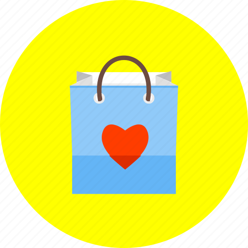 bag, ecommerce, gift, package, present, shop, shopping icon