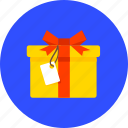 birthday, box, delivery, gift, logistics, package, present icon