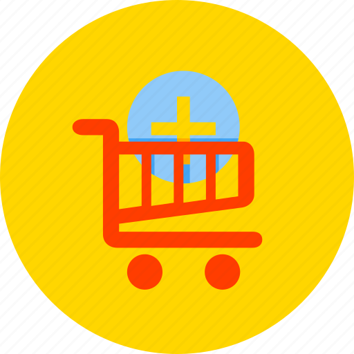 basket, cart, ecommerce, sale, shop, trolley, webshop icon