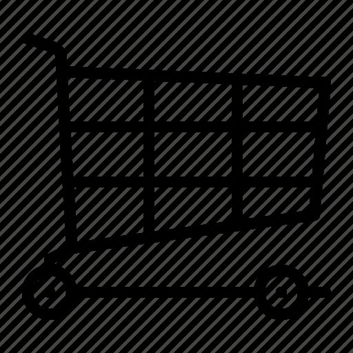 cart, commerce, ecommerce, market, shopping icon
