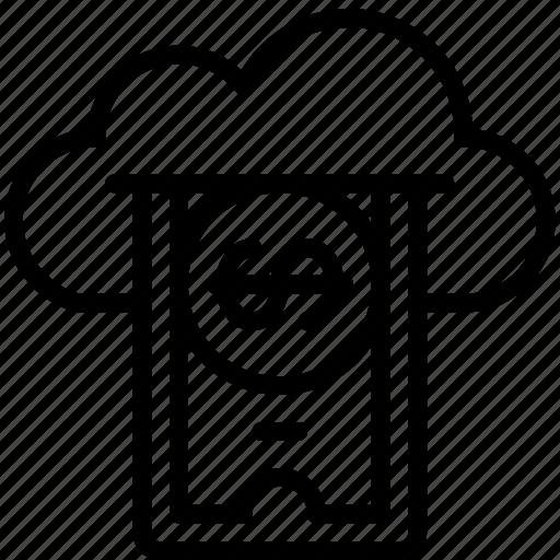 cloud, e commerce, e-commerce, ecommerce, payment icon