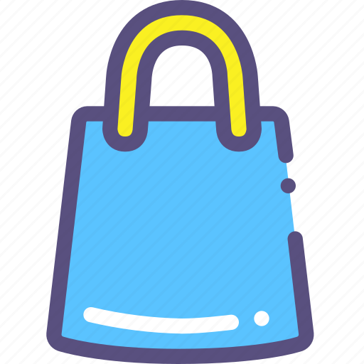 bag, goods, purchase, shop icon