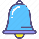 bell, ring, ringing, signal icon