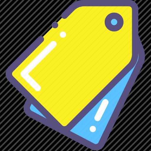 label, price, sale icon